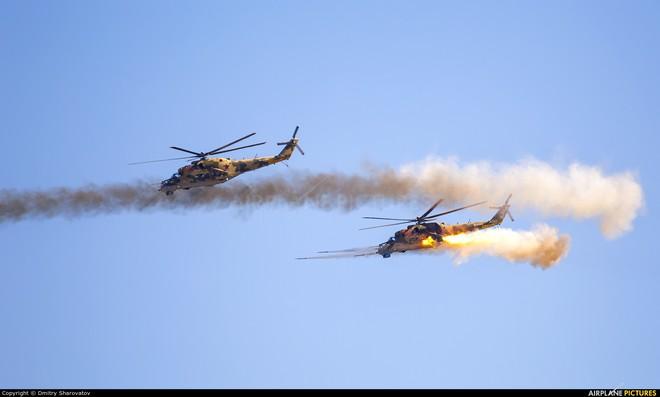 Nga cấp tốc thử nghiệm trực thăng Mi-35P sau thất bại của Mi-35M tại Syria - ảnh 8