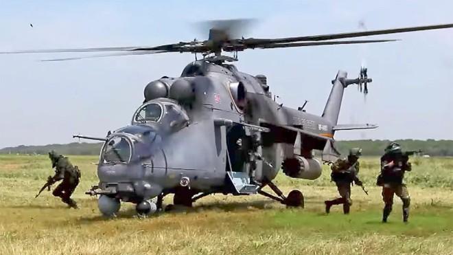 Nga cấp tốc thử nghiệm trực thăng Mi-35P sau thất bại của Mi-35M tại Syria - ảnh 9