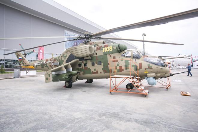 Nga cấp tốc thử nghiệm trực thăng Mi-35P sau thất bại của Mi-35M tại Syria - ảnh 10