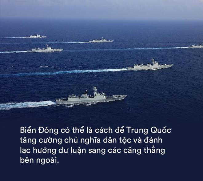 Chuyên gia nước ngoài: Gây sóng gió ở Biển Đông, TQ muốn chuyển lửa ra bên ngoài - Ảnh 2.