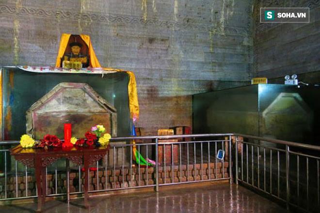 Lăng mộ Khang Hy từng xảy ra 3 sự kiện kỳ bí: Ám ảnh người chứng kiến - Ảnh 5.