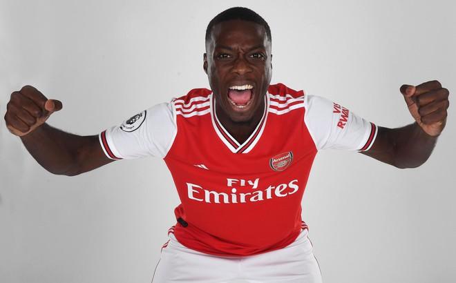 Nicolas Pepe: Cậu nhóc ăn socola không trả tiền & hợp đồng đắt giá nhất lịch sử Arsenal