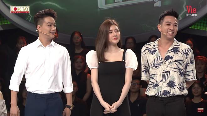 Hai thành viên HKT bị nghi phẫu thuật thẩm mỹ khi xuất hiện trên truyền hình - Ảnh 3.