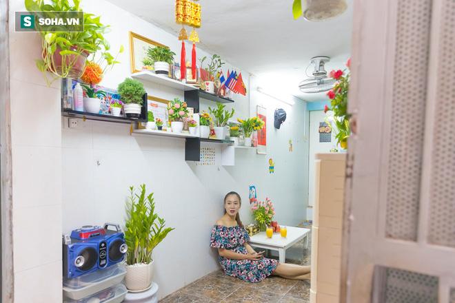 Căn nhà chưa đầy 15m2 của chị Linh đánh ghen phim Về nhà đi con - Ảnh 5.