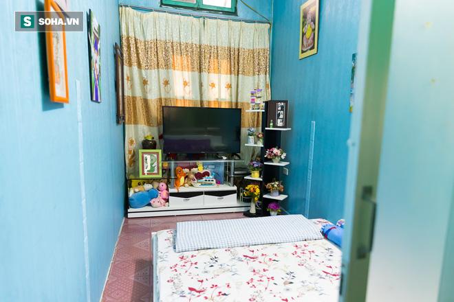 Căn nhà chưa đầy 15m2 của chị Linh đánh ghen phim Về nhà đi con - Ảnh 17.