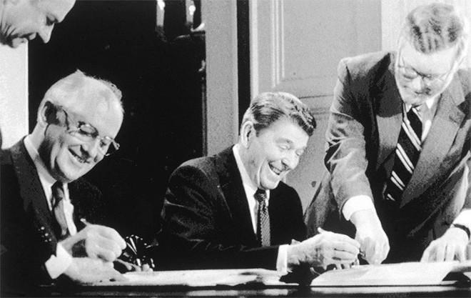 Viễn cảnh tồi tệ khi Mỹ rút khỏi hiệp ước hạt nhân với Nga - Ảnh 1.