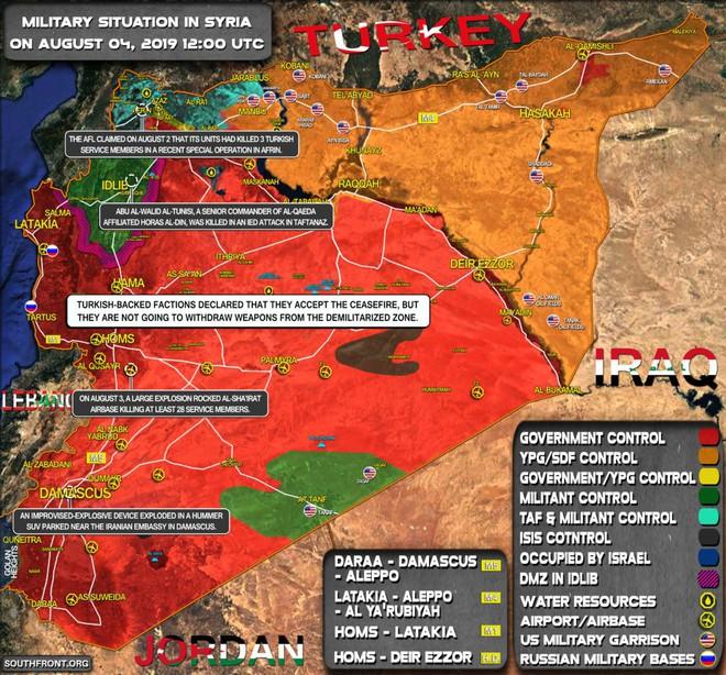 Căn cứ KQ Syria vừa nổ lớn, thương vong khủng khiếp - Nga chỉ thẳng mặt Thổ chỉ còn 24h - Ảnh 6.