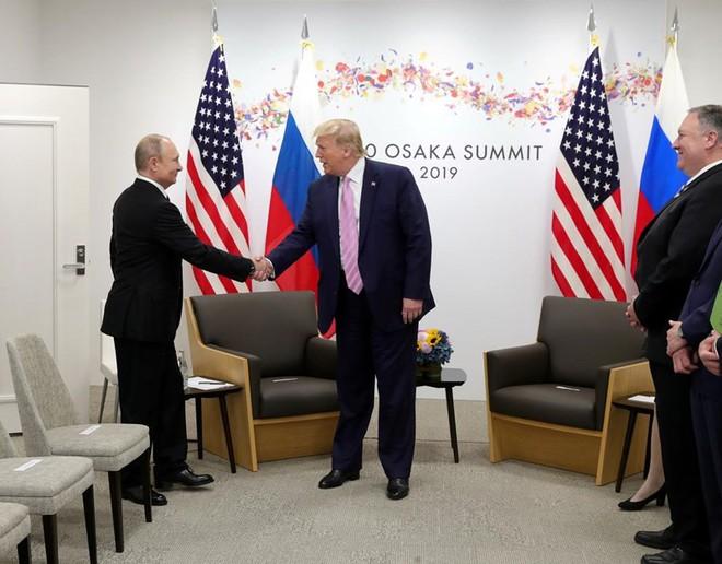 S-400: Cơ hội cuối cùng để Mỹ lật ngược tình thế trước Nga - Ảnh 1.