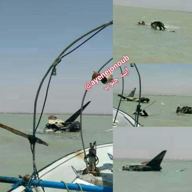 CẬP NHẬT: Iran vừa tuyên bố bắt thêm tàu dầu nước ngoài ở eo Hormuz - Máy bay chiến đấu Iran rơi - Cực kỳ căng thẳng - Ảnh 1.