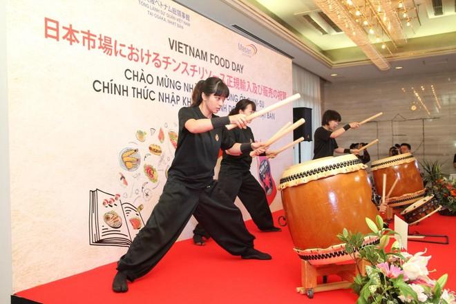Nhãn hiệu tương ớt của Việt Nam chính thức gia nhập thị trường Nhật Bản theo đúng nghi thức của người Nhật - Ảnh 3.