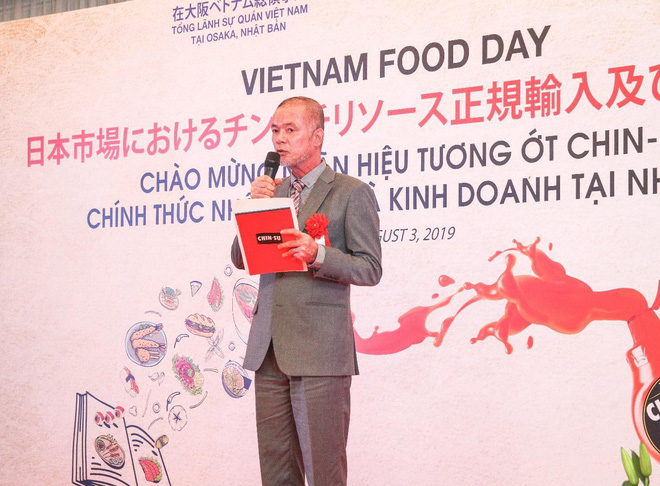 Nhãn hiệu tương ớt của Việt Nam chính thức gia nhập thị trường Nhật Bản theo đúng nghi thức của người Nhật - Ảnh 4.