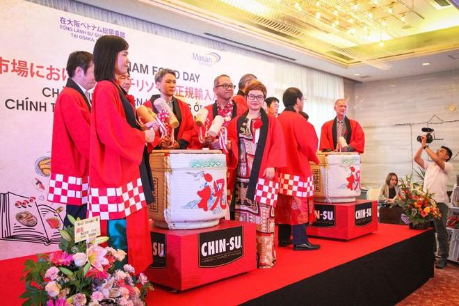 Nhãn hiệu tương ớt của Việt Nam chính thức gia nhập thị trường Nhật Bản theo đúng nghi thức của người Nhật - Ảnh 5.