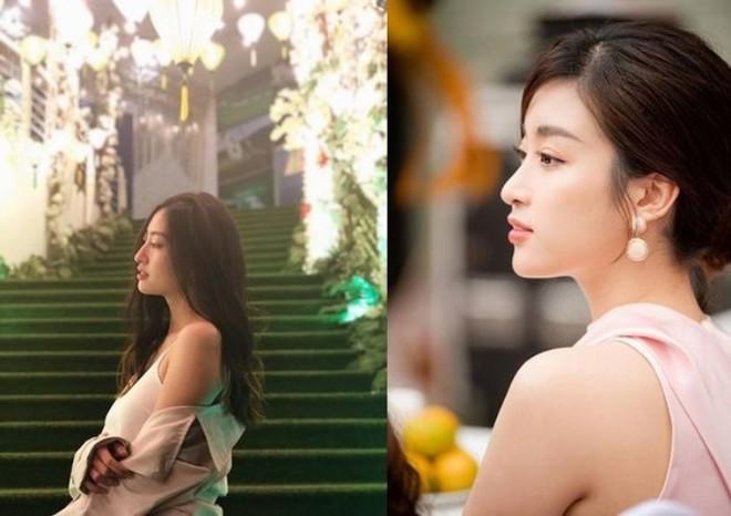 Cư dân mạng kinh ngạc trước sự giống nhau của tân Hoa hậu Thế giới Việt Nam và Đỗ Mỹ Linh - Ảnh 4.