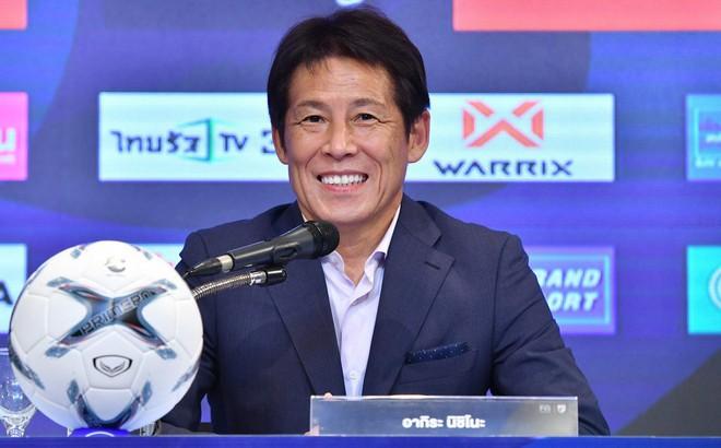 HLV Nishino đòi thay đổi quy trình, giữ kín thông tin trước trận gặp Việt Nam