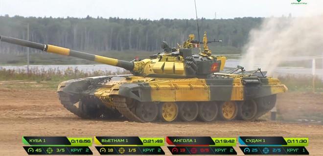 Bình luận của chuyên gia về kết quả thi đấu của đội tuyển xe tăng VN tại Tank Biathlon 2019 - Thành tích vượt trội - Ảnh 4.