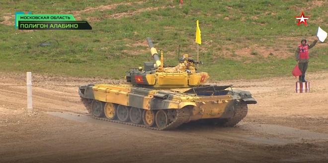 Kíp 1 xe tăng Việt Nam thi đấu tốt tại Tank Biathlon 2019, vượt xa thành tích năm ngoái - Ảnh 15.