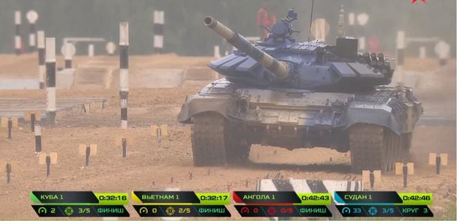 Kíp 1 xe tăng Việt Nam thi đấu tốt tại Tank Biathlon 2019, vượt xa thành tích năm ngoái - Ảnh 3.