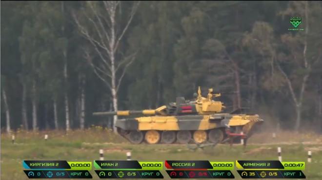 Kíp 1 xe tăng Việt Nam thi đấu tốt tại Tank Biathlon 2019, vượt xa thành tích năm ngoái - Ảnh 30.