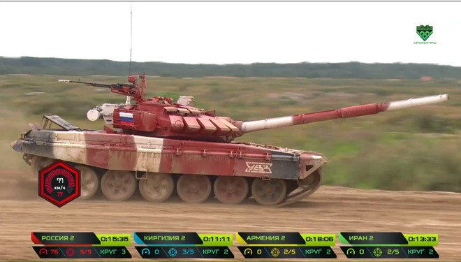 Kíp 1 xe tăng Việt Nam thi đấu tốt tại Tank Biathlon 2019, vượt xa thành tích năm ngoái - Ảnh 26.