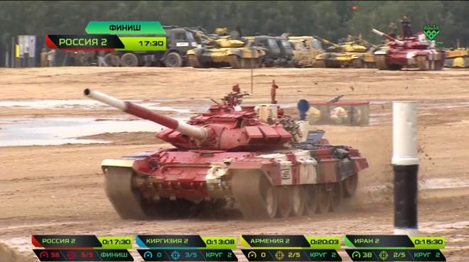 Kíp 1 xe tăng Việt Nam thi đấu tốt tại Tank Biathlon 2019, vượt xa thành tích năm ngoái - Ảnh 25.