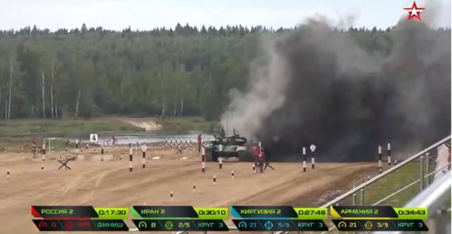 Kíp 1 xe tăng Việt Nam thi đấu tốt tại Tank Biathlon 2019, vượt xa thành tích năm ngoái - Ảnh 23.