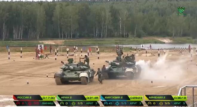 Kíp 1 xe tăng Việt Nam thi đấu tốt tại Tank Biathlon 2019, vượt xa thành tích năm ngoái - Ảnh 24.