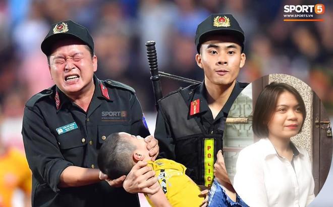 Cháu bé nghiến tay Đại úy CSCĐ Nam Định đã từng lên cơn co giật trước đó
