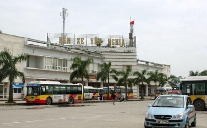 Công an xác minh vụ cô gái tố bị lái xe taxi đánh ở BX Yên Nghĩa