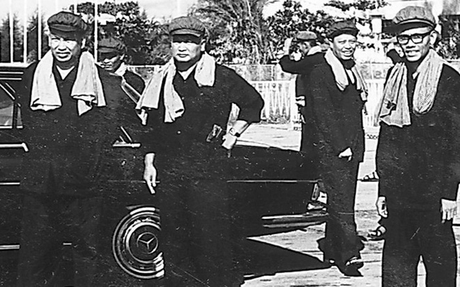 Tiểu sử Nuon Chea - gã đồ tể máu lạnh của chế độ diệt chủng Khmer Đỏ - Ảnh 1.