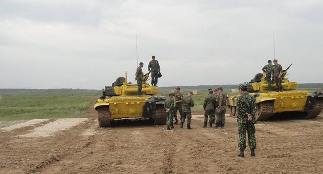Kíp 1 xe tăng Việt Nam thi đấu tốt tại Tank Biathlon 2019, vượt xa thành tích năm ngoái - Ảnh 20.