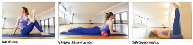 Các tư thế tập giúp thanh lọc cơ thể - Ảnh 1.