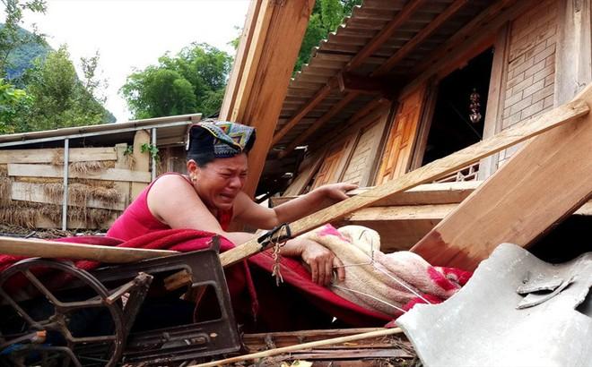 Ám ảnh Sa Ná sau lũ dữ: Nhà cửa tan hoang, tiếng khóc khắp bản