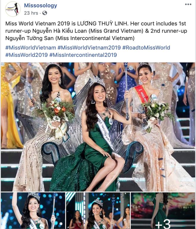 Dân mạng quốc tế nói gì về Tân Hoa hậu Thế giới Việt Nam Lương Thùy Linh? - Ảnh 3.