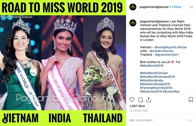 Dân mạng quốc tế nói gì về Tân Hoa hậu Thế giới Việt Nam Lương Thùy Linh? - Ảnh 2.