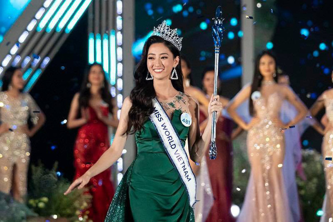 Dân mạng quốc tế nói gì về Tân Hoa hậu Thế giới Việt Nam Lương Thùy Linh? - Ảnh 1.