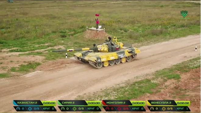 Tuyệt vời kíp xe tăng Việt Nam 2 đứng đầu bảng, chính thức phá kỷ lục - Xe tăng Cuba và Angola bị hỏng - Ảnh 44.