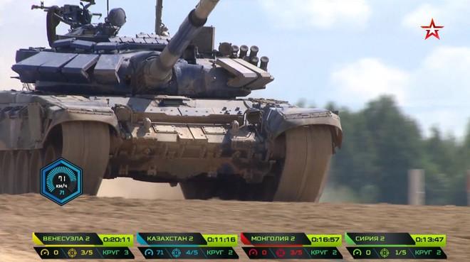 Tuyệt vời kíp xe tăng Việt Nam 2 đứng đầu bảng, chính thức phá kỷ lục - Xe tăng Cuba và Angola bị hỏng - Ảnh 40.