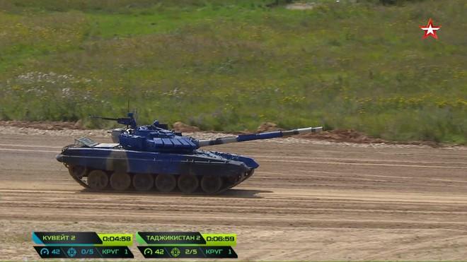 Tuyệt vời kíp xe tăng Việt Nam 2 đứng đầu bảng, chính thức phá kỷ lục - Xe tăng Cuba và Angola bị hỏng - Ảnh 50.