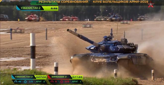 Tuyệt vời kíp xe tăng Việt Nam 2 đứng đầu bảng, chính thức phá kỷ lục - Xe tăng Cuba và Angola bị hỏng - Ảnh 32.