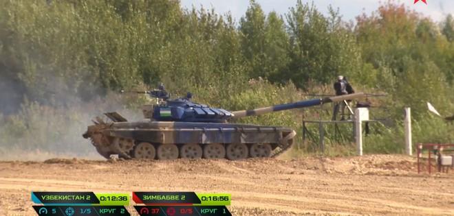Tuyệt vời kíp xe tăng Việt Nam 2 đứng đầu bảng, chính thức phá kỷ lục - Xe tăng Cuba và Angola bị hỏng - Ảnh 31.
