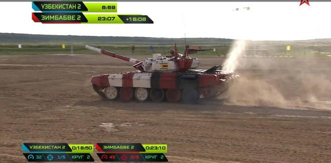 Tuyệt vời kíp xe tăng Việt Nam 2 đứng đầu bảng, chính thức phá kỷ lục - Xe tăng Cuba và Angola bị hỏng - Ảnh 29.