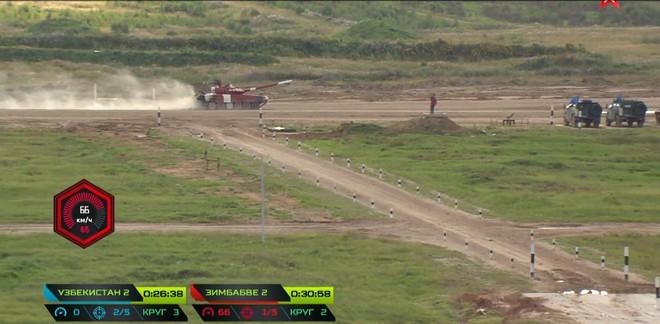 Tuyệt vời kíp xe tăng Việt Nam 2 đứng đầu bảng, chính thức phá kỷ lục - Xe tăng Cuba và Angola bị hỏng - Ảnh 27.