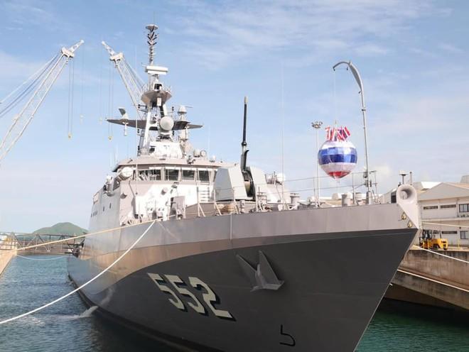 Thái Lan chơi trội khi trang bị tên lửa chống hạm cho tàu tuần tra xa bờ - Ảnh 1.