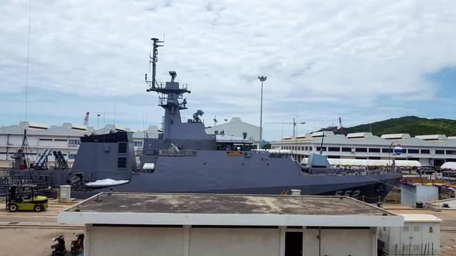 Thái Lan chơi trội khi trang bị tên lửa chống hạm cho tàu tuần tra xa bờ - Ảnh 2.