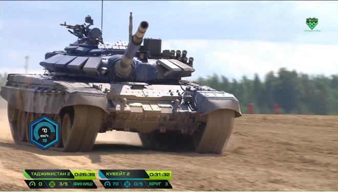 Tuyệt vời kíp xe tăng Việt Nam 2 đứng đầu bảng, chính thức phá kỷ lục - Xe tăng Cuba và Angola bị hỏng - Ảnh 47.