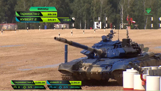 Tuyệt vời kíp xe tăng Việt Nam 2 đứng đầu bảng, chính thức phá kỷ lục - Xe tăng Cuba và Angola bị hỏng - Ảnh 46.