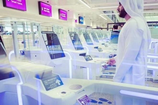 Dubai muốn dùng AI để xây dựng sân bay tối tân nhất thế giới: Không nhân viên an ninh, không nhân viên hải quan, vận chuyển đồ bằng xe tự lái… - Ảnh 4.