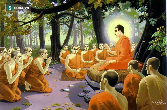 Từ chuyện cái bè qua sông, Đức Phật chỉ ra 1 thói xấu khó bỏ khiến con người khổ sở - Ảnh 1.