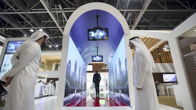 Dubai muốn dùng AI để xây dựng sân bay tối tân nhất thế giới: Không nhân viên an ninh, không nhân viên hải quan, vận chuyển đồ bằng xe tự lái… - Ảnh 1.