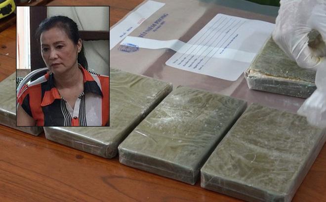 Bắt 3 đối tượng ở Cao Bằng, thu giữ 6 bánh heroin cùng 2 khẩu súng